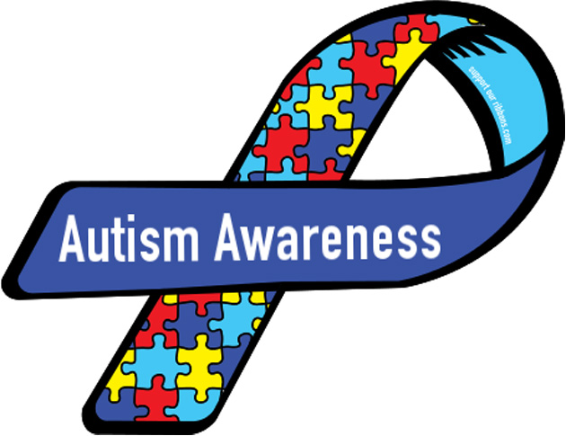 autism awareness ribbon logo